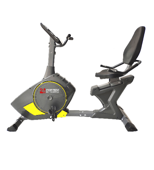 4TEM จักรยานเอนปั่น AL001 สีเทา