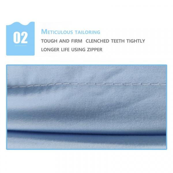 Truffle Essential   มุ้งครอบกันยุงแบบพับได้ ขนาด 160x190x85ซม.   YM002 สีขาว