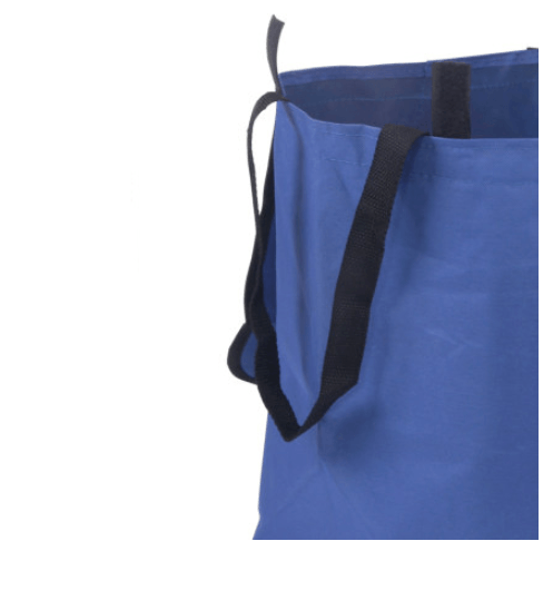 TUF ถุงผ้าสายรัด HS007 BLU  สีน้ำเงิน