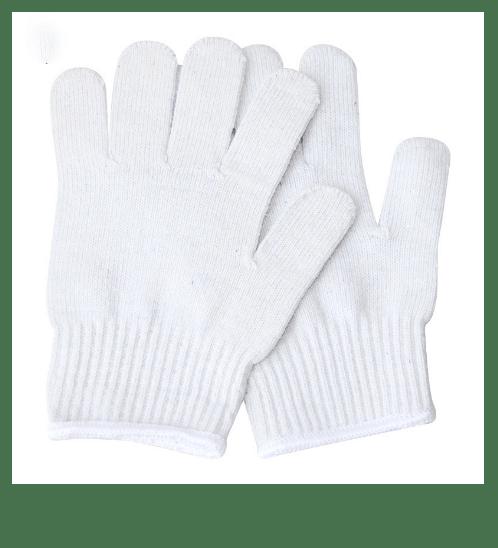 Protx ถุงมือกันบาด สัมผัสอาหารได้ ขนาด M SY005-WH สีขาว