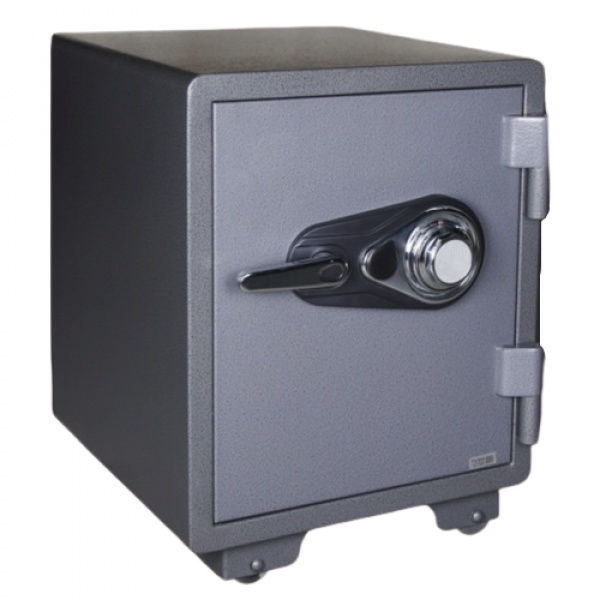 PROTX ตู้เซฟกันไฟอนาล็อก ขนาด 92x60x57ซม  สีดำ YB-920ALP-C