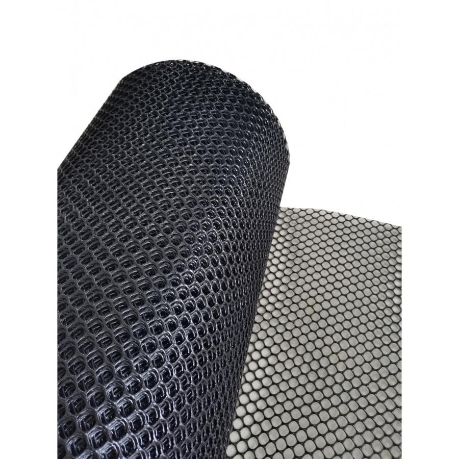 POLLO ตาข่ายพลาสติกหกเหลี่ยม 12มิล 30x0.9ม. PQS-AY021-B