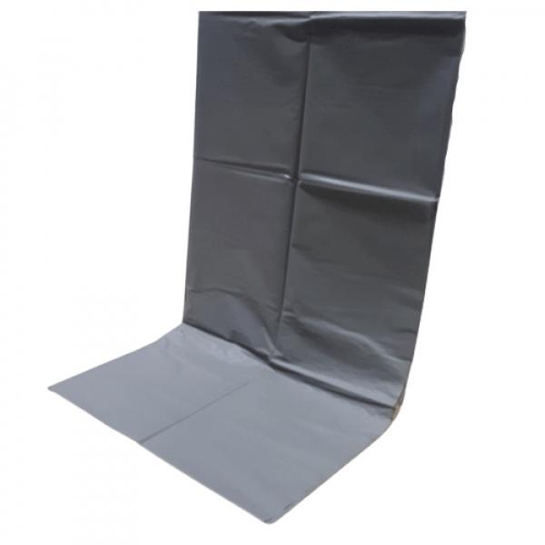 PRIMO ผ้าม่านห้องน้ำ PEVA ขนาด 180*180 ซม. DF010 สีเทา