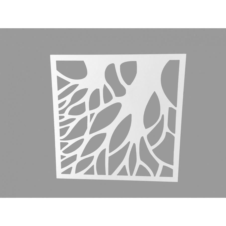 Lisse แผ่นพลาสวูดฉลุลาย ขนาด60*60*0.6 รุ่นHY-003 HY-003