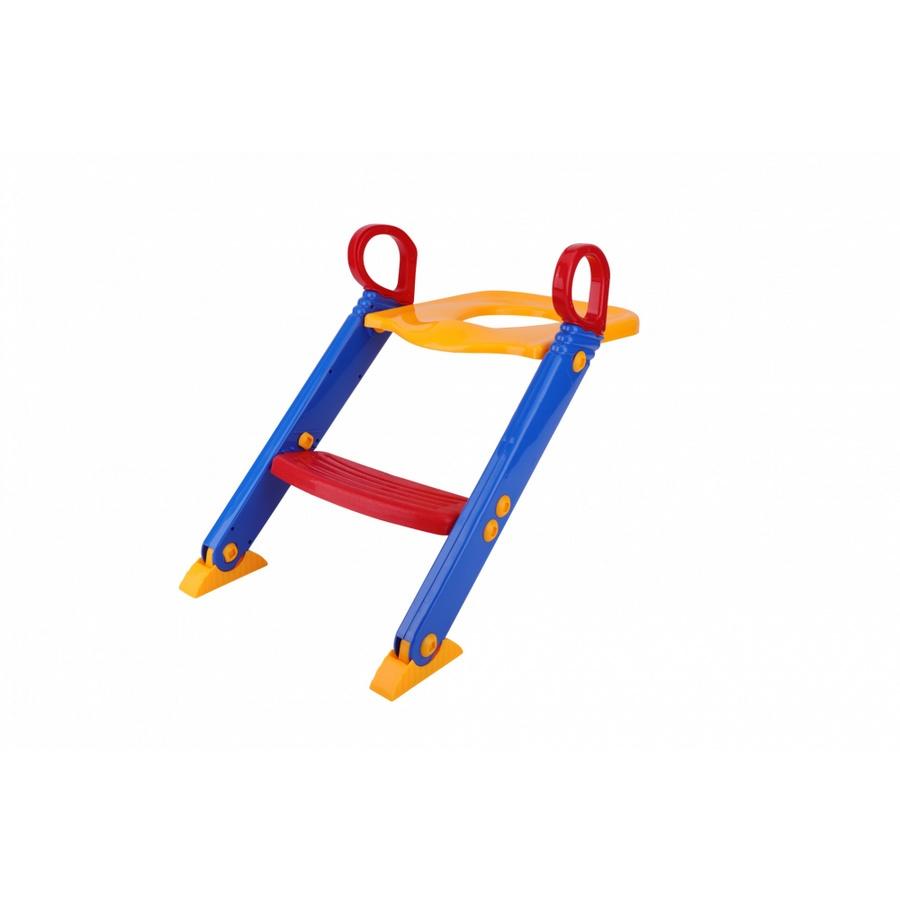 Primo Kids ฝารองนั่งเด็กแบบมีบันได 2DCY029 สีเหลือง