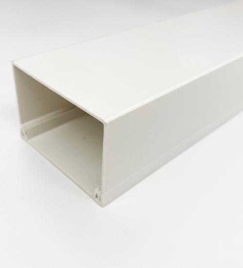 VEG รางวายเวย์พลาสติก VEG/A-6040-2MW สีครีม