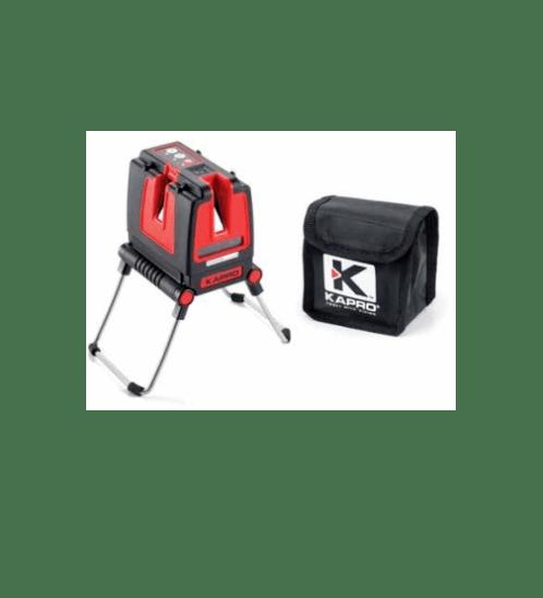 KAPRO เครื่องวัดระดับเลเซอร์ (แสงสีแดง) พร้อมขาตั้ง 873R-LLS/TP