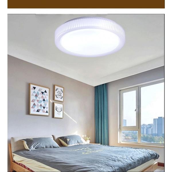 EILON EILON โคมไฟเพดาน LED ปรับแสงได้ ขนาด 24W   รุ่น  Minerly-400  (พร้อมรีโมท) Minerly-400
