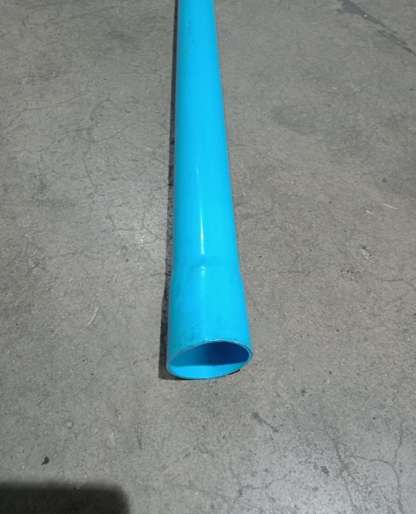 สามบ้าน ท่อพีวีซี PVC 1 1/4นิ้ว 8.5 ปลายบาน CL8.5 สีฟ้า
