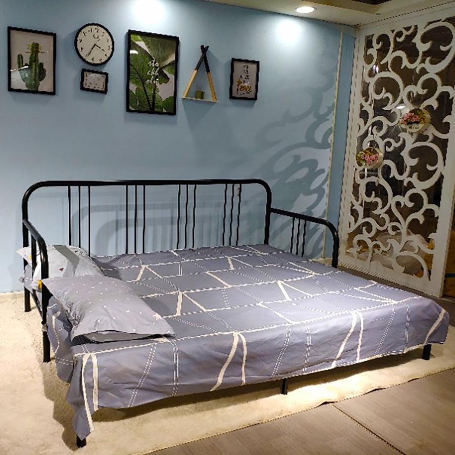 Truffle โครงเตียงเดย์เบด ขนาด 80x200 ซม. IU160 สีดำ