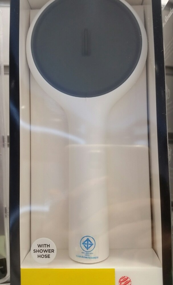 American Standard ชุดฝักบัวพร้อมสาย  Genie FFASS506-000440BT0 สีเทาอ่อน