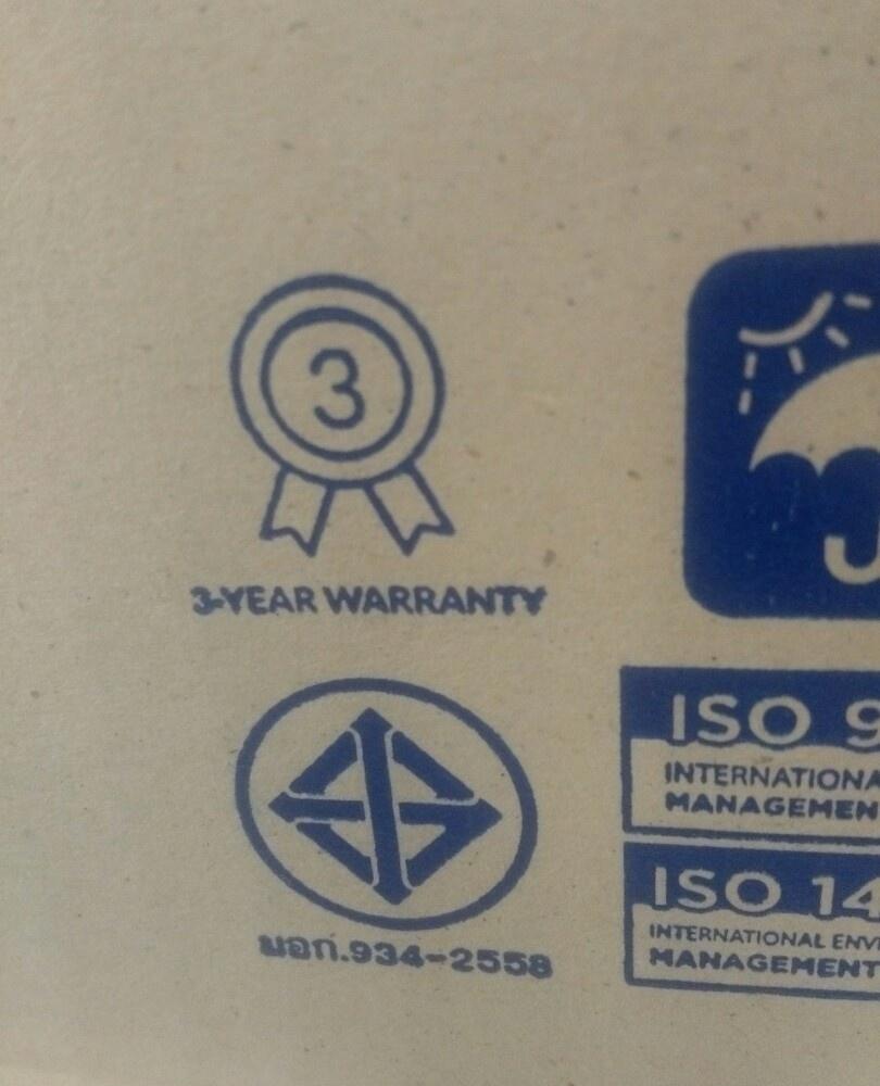 HATARI พัดลมระบายอากาศติดผนัง 6 นิ้ว VW15M6(G)