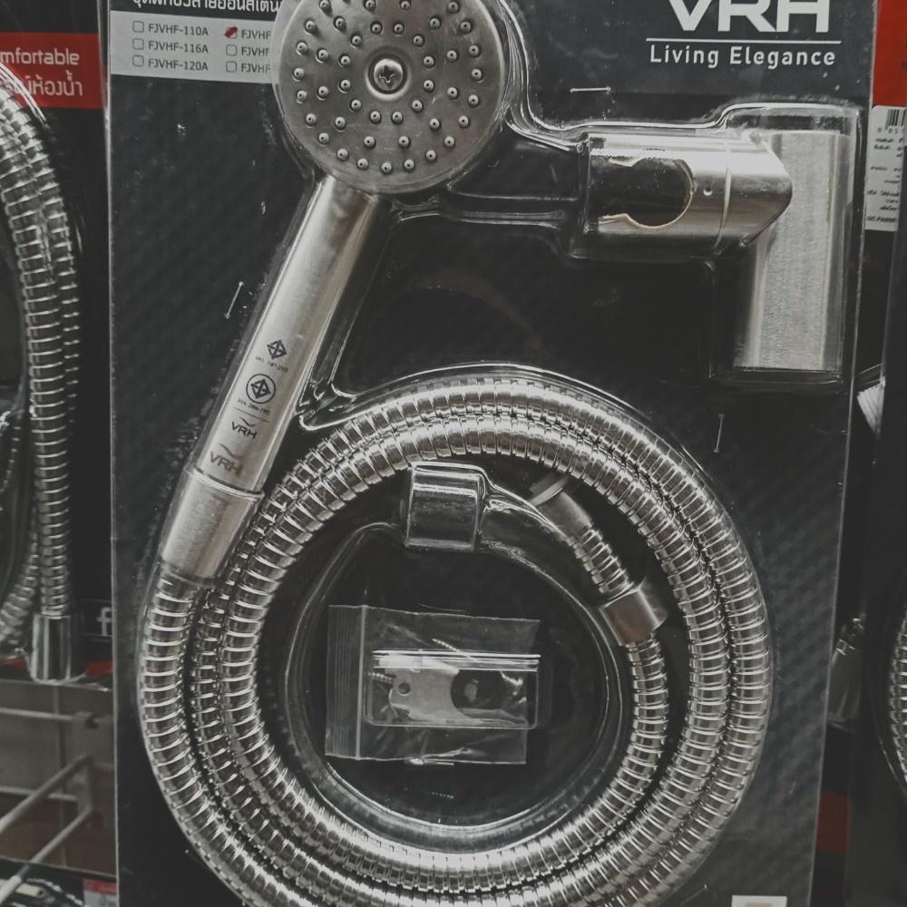 VRH ฝักบัวมือถือ FJVHF-114AJS