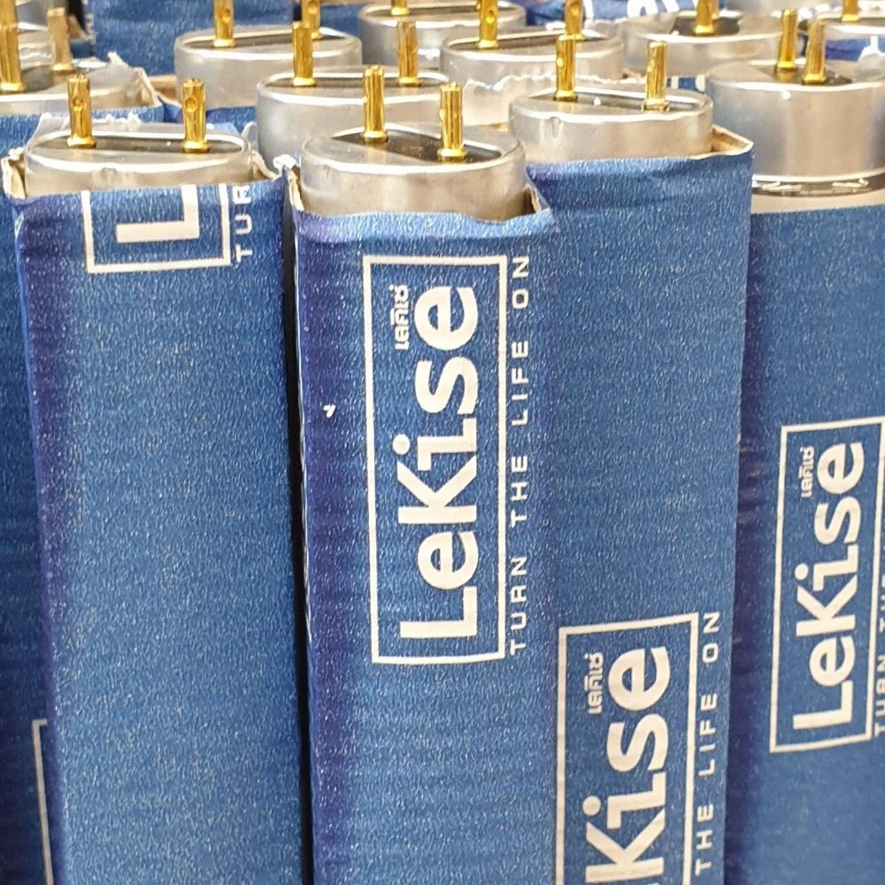 LEKISE นีออน 36 วัตต์ เดย์ไลท์ เลคิเซ่ F36 T8 / D Lekise สีขาว