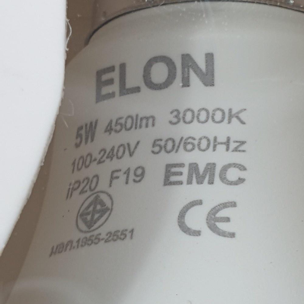 EILON หลอดแอลอีดีบัลบ์ วอร์มไลท์  Premier 5W 3000K