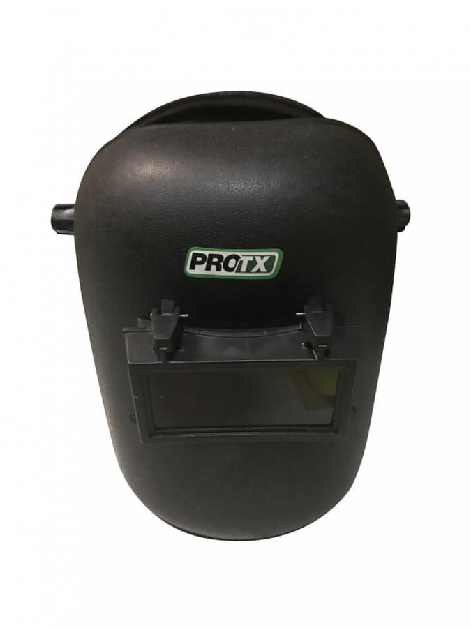 PROTX หน้ากากกันแสงเชื่อม แบบมือถือ WH-17 สีดำ