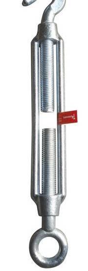 HUMMER เกลียวเร่ง ขนาด 1 นิ้ว  T-M24 สีโครเมี่ยม