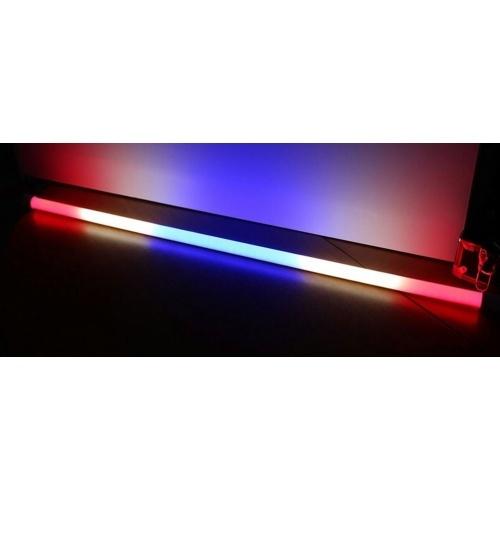 G-LAMP หลอดไฟประดับ LED 18W  กันน้ำ ขนาด120 cm. สีธงชาติ  T8-FLG