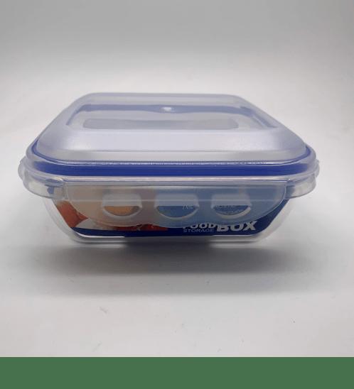 GOME กล่องถนอมอาหาร 650ML. 15.4x15.4x6.3 ซม.  EL010