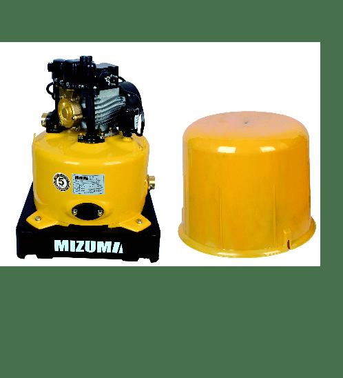 MIZUMA ปั้มอัตโนมัติ 150W/0.18HP MZMAC-168 สีเหลือง