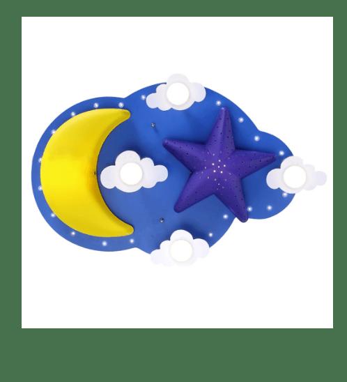 V.E.G โคมไฟเพดานเด็ก  MX17006-6A/ MZ-031