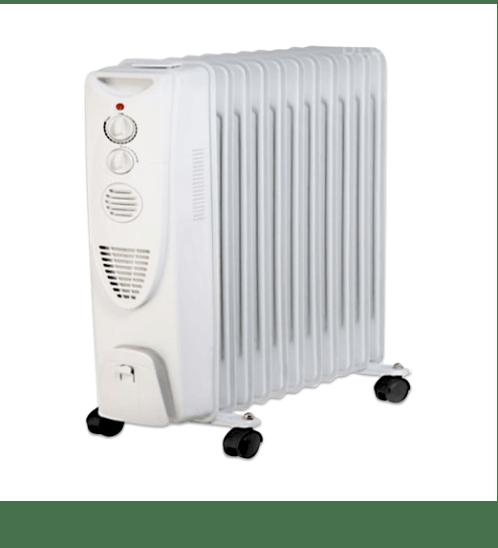 SOLAR เครื่องปรับอุณหภูมิ 2500w Oil-filled Radiator  OR18-11A