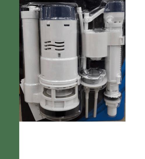 VERNO ชุดอุปกรณ์หม้อน้ำสำหรับสุขภัณฑ์ชิ้นเดียว  VN-34101 สีขาว