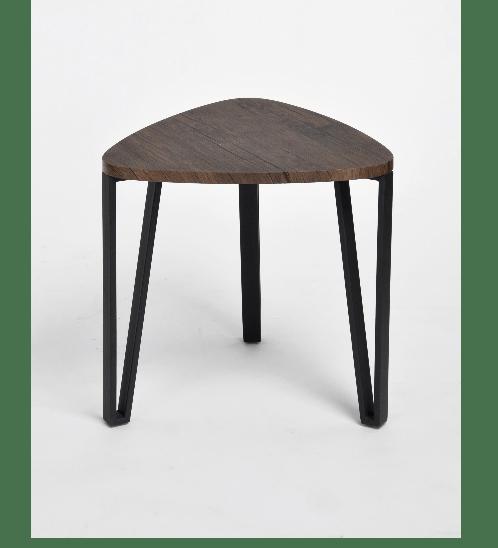โต๊ะอเนกประสงค์ ขนาด 36x36x40cm  KAUWHATA SIZE S oak