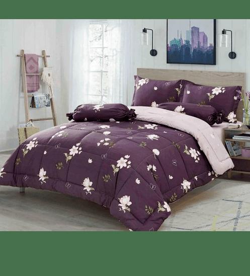 Truffle ชุดผ้าปูที่นอน กาลิโต้ 6 ชิ้น ขนาด 5 ฟุต FSS5-603