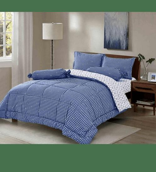 Truffle ชุดผ้าปูที่นอน กาลิโต้ 6 ชิ้น ขนาด 5 ฟุต FSS5-604