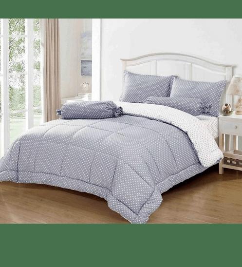Truffle ชุดผ้าปูที่นอน กาลิโต้ 6 ชิ้น ขนาด 5 ฟุต FSS5-607