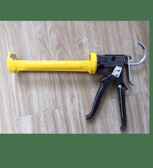 HUMMER ปืนยิงกาวซิลิโคน ขนาด 9 นิ้ว DTSG269 เหลือง-ดำ