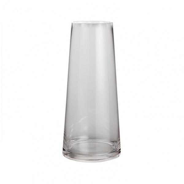 COZY แจกันแก้ว ขนาด 13x25 ซม.  Lucent-M สีใส