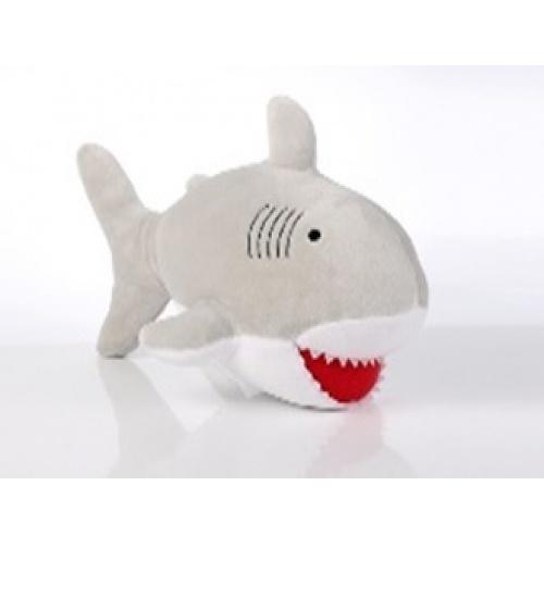 USUPSO ตุ๊กตาปลาฉลาม ขนาด 17นิ้ว - สีเทา