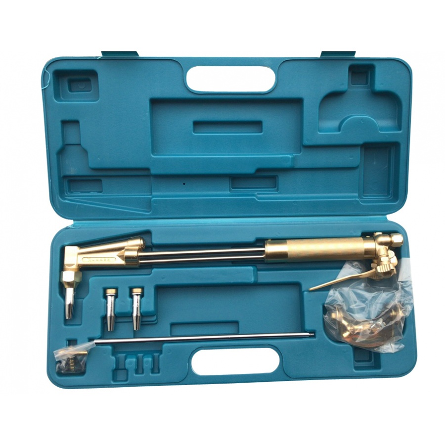 HUMMER ชุดหัวตัดแก๊สออกซิเจน (ทองแดง) OCG-07CO สีทอง