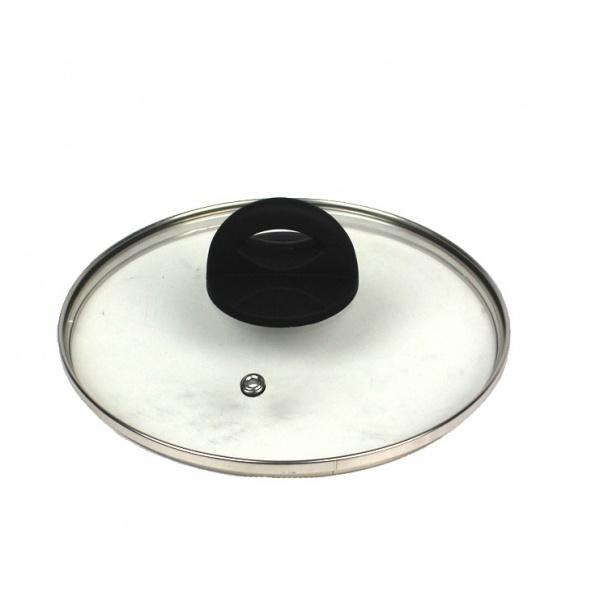 Koch Kitchen หม้อด้ามพร้อมฝา Non-Stick ขนาด 16 ซม. GENKI-POT16 สีดำ
