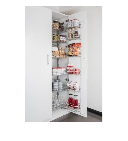 HAFELE HAFELE ชุดตู้สูงบานเปิดขนาด 450/1820 มม.495.35.310  สแตนเลส
