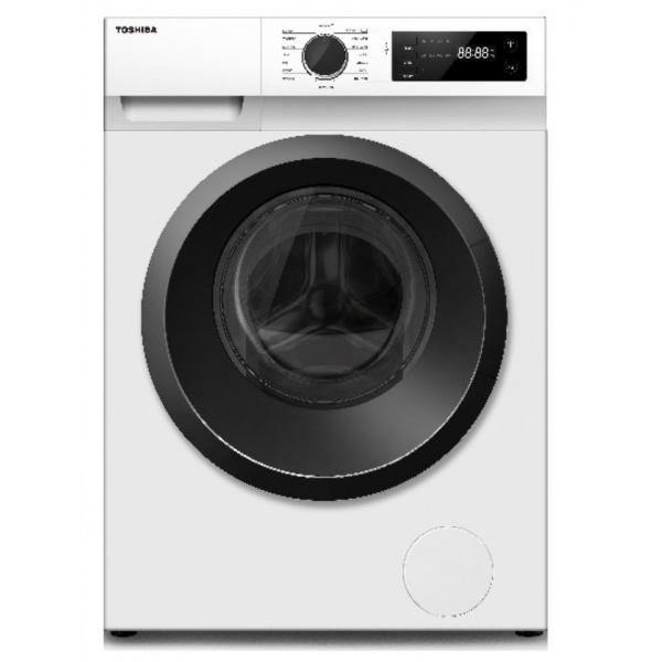 TOSHIBA เครื่องซักผ้าฝาหน้า8.5KG TW-BH95S2T สีขาว