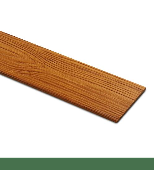 ตราเพชร ไม้ฝาเพชร ขนาด 3m. หน้า 6 ลายไม้  น้ำตาลอัลมอนด์