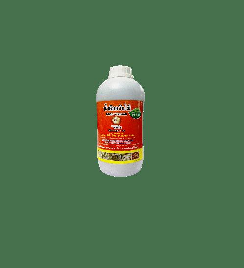 - น้ำส้มควันไม้ 1ลิตร(ขวดสีส้ม) - สีส้ม