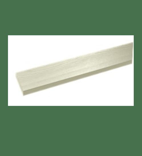 Dura one ไม้พื้นดูร่าวัน ลายไม้ สีรองพื้น 30x300x2.5ซม. Dura oneONE FC