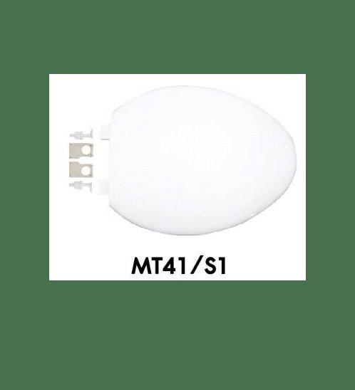 MOGEN ฝารองนั่ง MT41/S1 ขาว