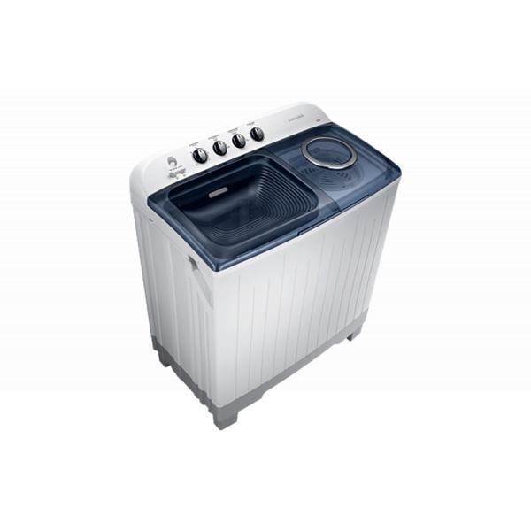SAMSUNG เครื่องซักผ้าสองถัง 12 กก. WT12J4200MB/ST