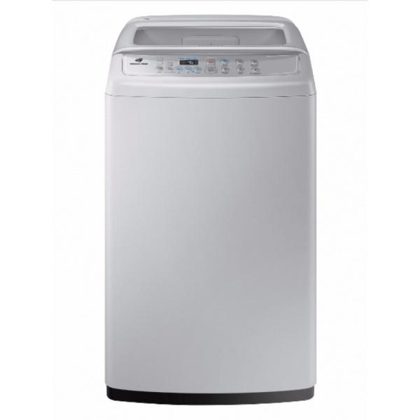 SAMSUNG เครื่องซักผ้าอัตโนมัติ 7.5 กก. WA75H4000SG/ST เทา