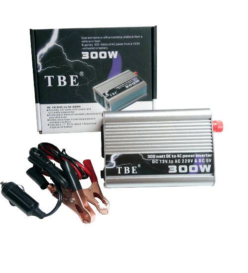 TBE เครื่องแปลงไฟ Inverter DC-AC 220V 300W Inverter 300W