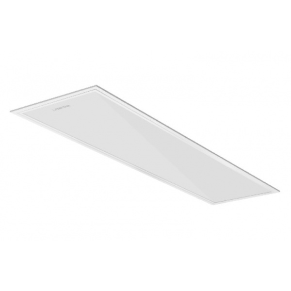 LAMPTAN โคมแอลอีดี พาแนลไลท์ คัลเลอร์สวิทซ์ ขนาด 30x120 ซม. 40วัตต์ PANEL LIGHT COLOR SWITCH สีขาว