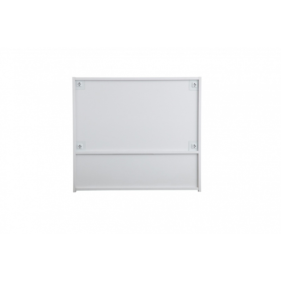 VERNO ตู้กระจกแขวนผนัง2บาน โมวี่ 0310-101 สีเทา