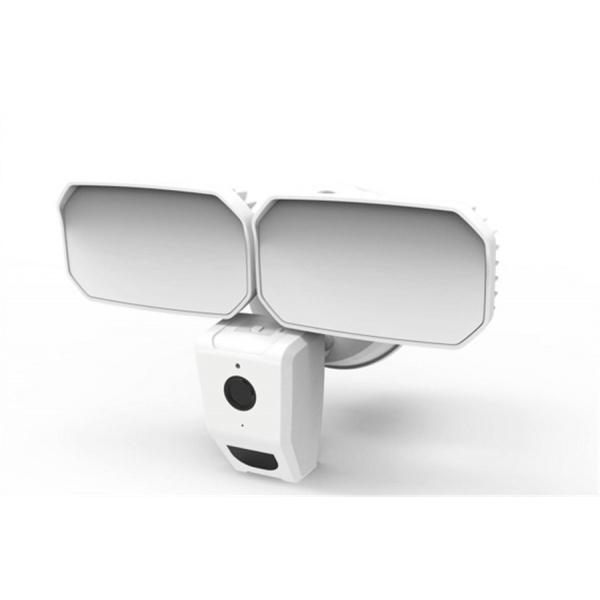 Luma Connect กล้องวงจรปิดอัจฉริยะ กันน้ำ มีไฟในตัว D4-W สีขาว