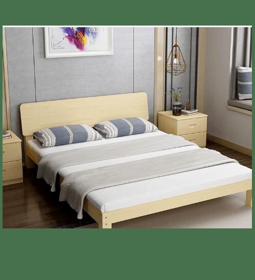 Truffle เตียงไม้สน 5ฟุต NX-150