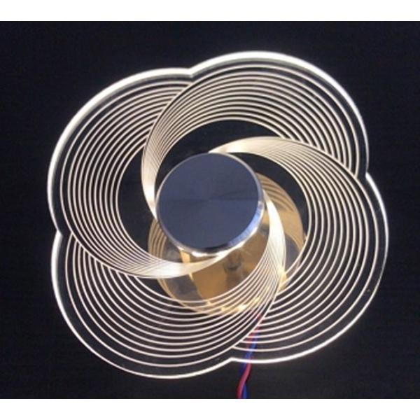 EILON โคมไฟติดผนังทรงวินเทจ 4W 4000K  รุ่น YBD-25 แสงคูลไวท์